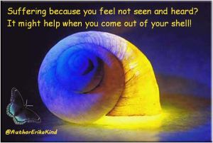Stop hiding in your shell