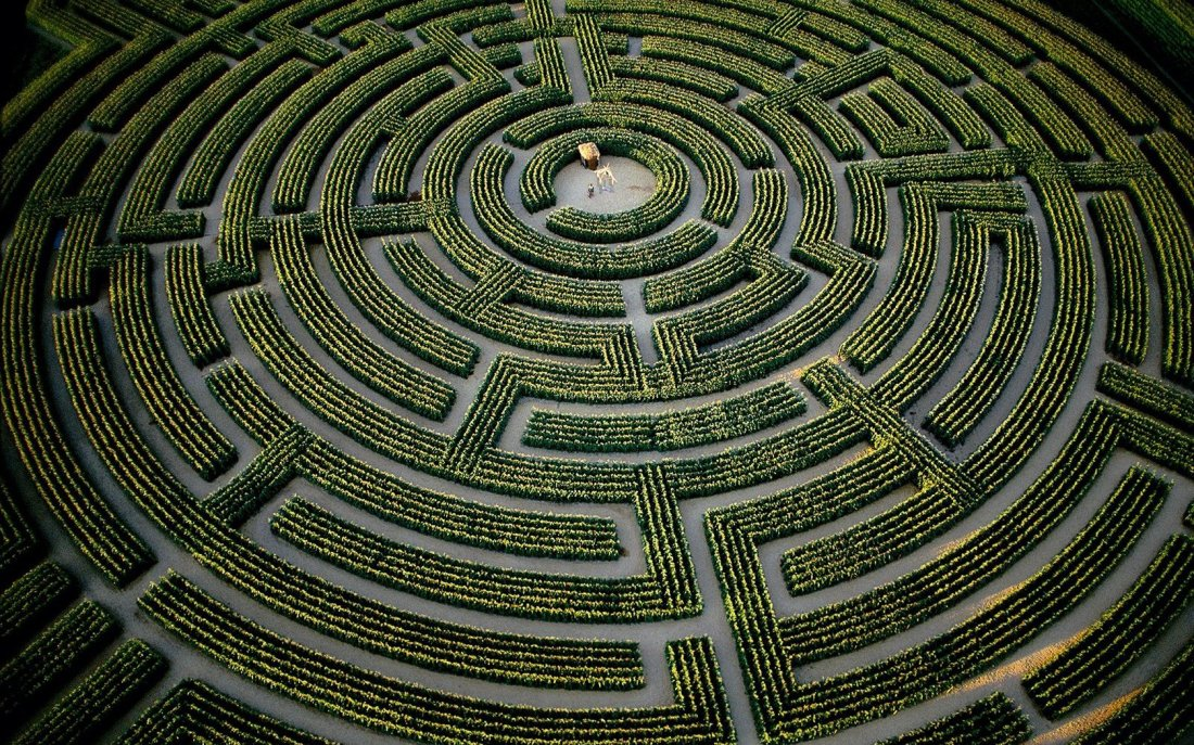 the-largest-plant-maze-in-the-world-at-reignac-sur-indre-indre-et-loire-department-france
