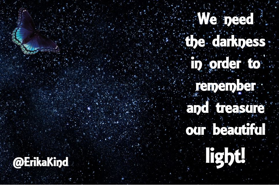Remember your light