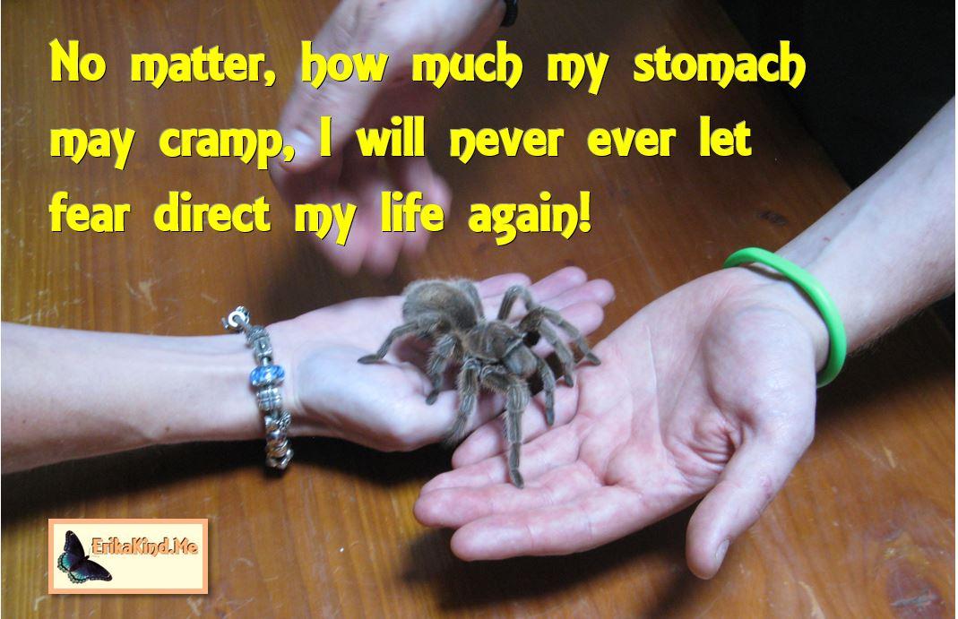 Fear doesn't direkt my life.JPG